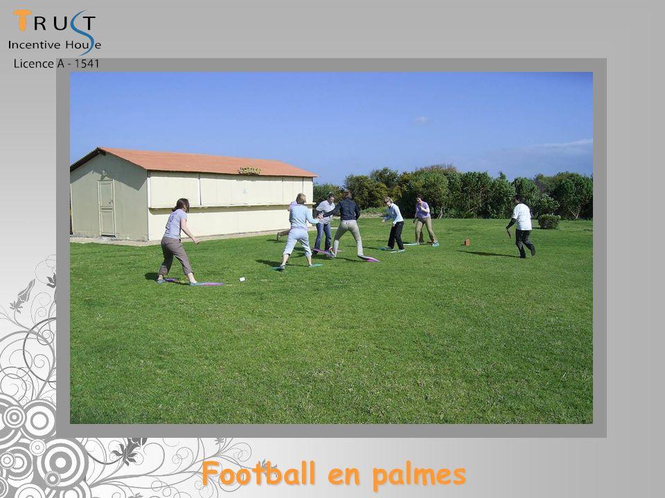 Football en palmes