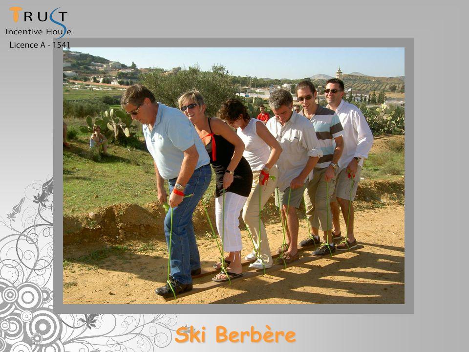 Ski Berbère