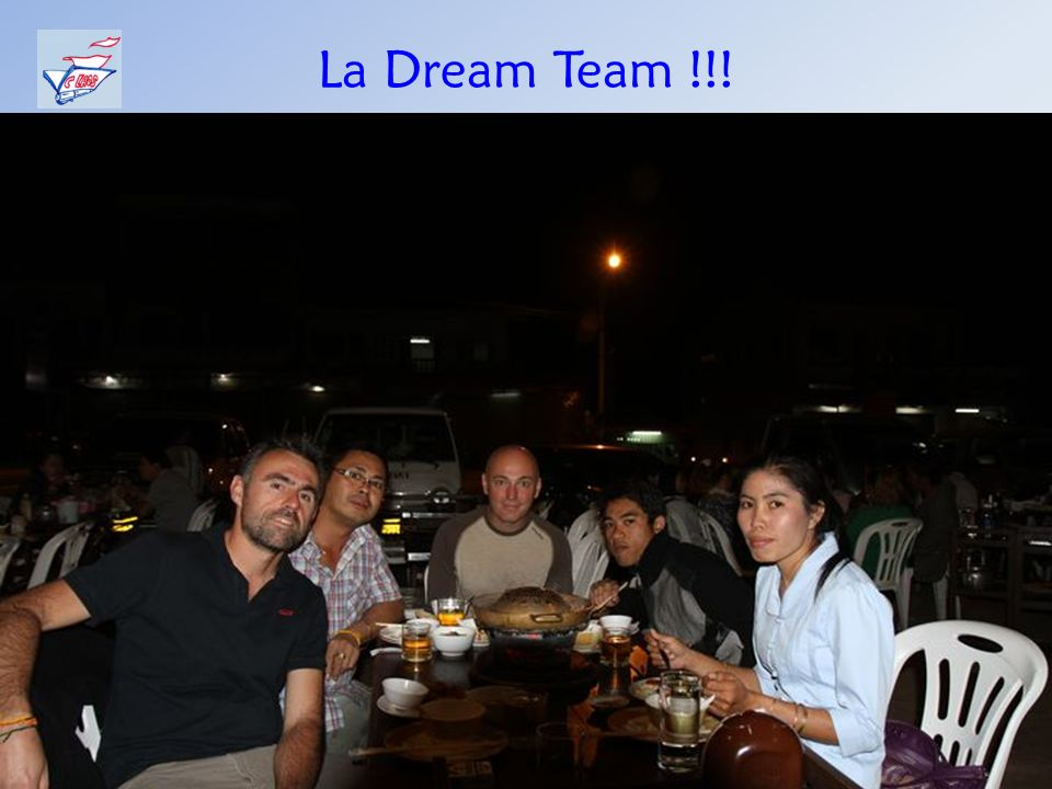 La Dream Team !!!