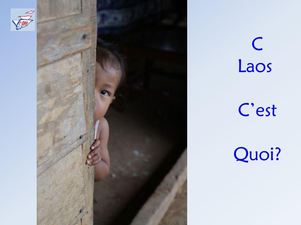 Le LAOS 3AG CLAOS AVRIL 2012