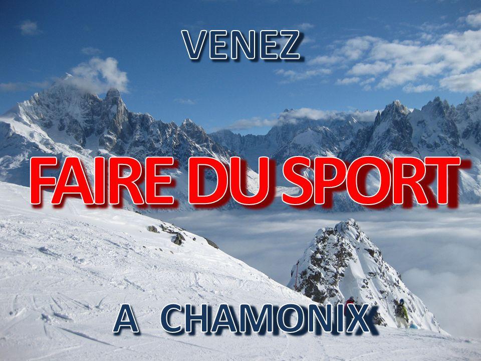 Envol 7Unité 4Venez à Chamonix!