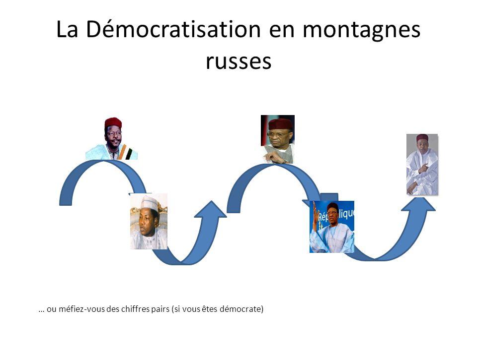 Interrogation 2: Le Niger était-il « prêt » pour la démocratie.