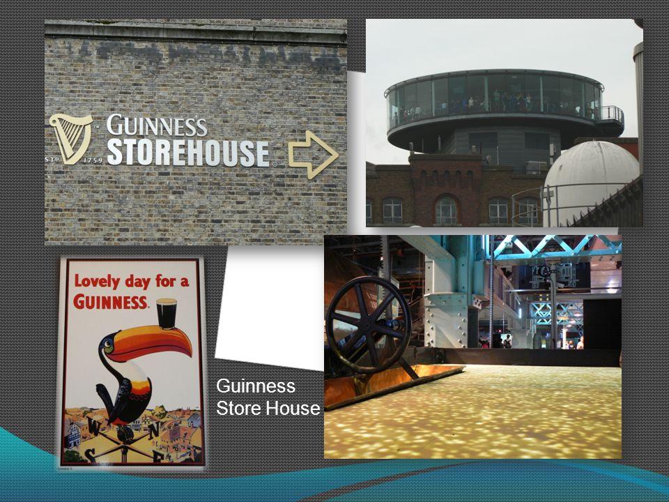 Vendredi 5 AvrilJournée à Dublin. Matinée : visite de Trinity College et de la National Gallery puis temps libre dans Grafton Street. Pique- nique fou