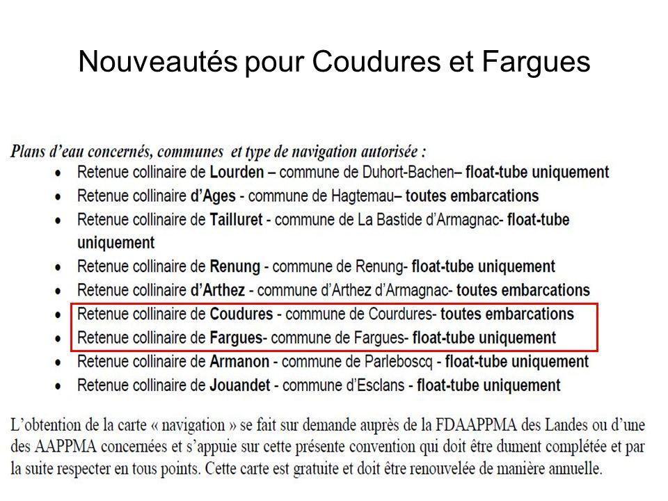 Adour lot Adour 6,7,8,9 Domaine public - 2ème catégorie : Réserves de pêche.