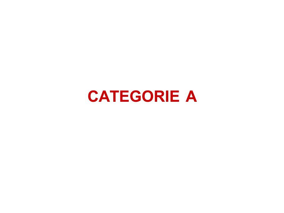 CATEGORIE A
