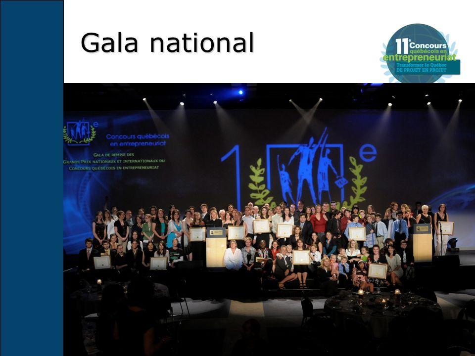 40 Gala national