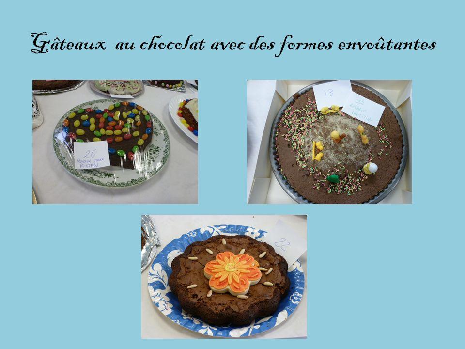 Hum…Chocolat. Miam miam!!!!