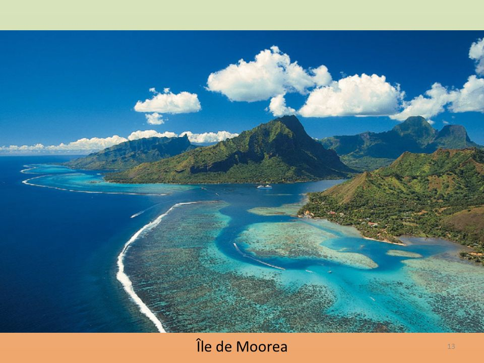 13 Île de Moorea