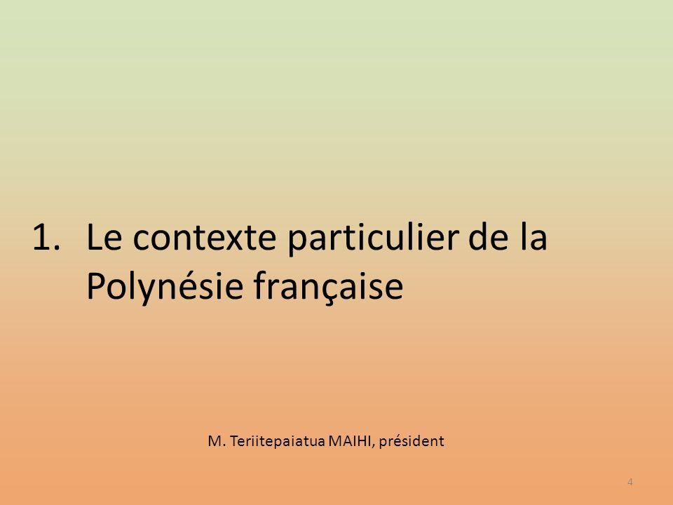 15 2. Le CGF, une institution nouvelle M. Pascal DOISNE, directeur