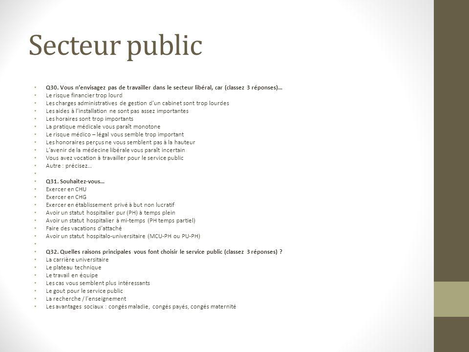 Secteur public Q30.