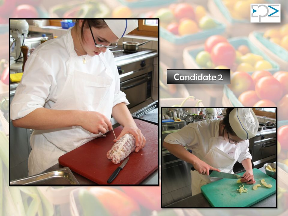 Candidat 8 Entremets