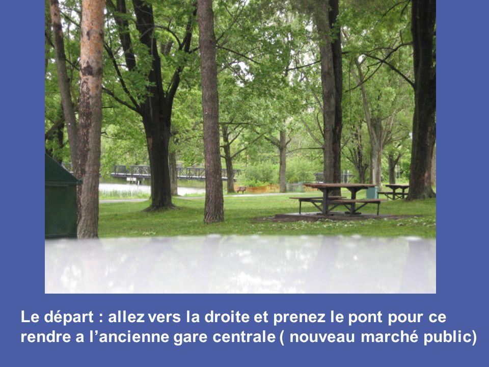 Bienvenue au Lac des Nations (Parc Jacques Cartier) à Sherbrooke PQ aussi appelé: Cité des Rivières 3 kilomètres et demi environ de promenade Photos p