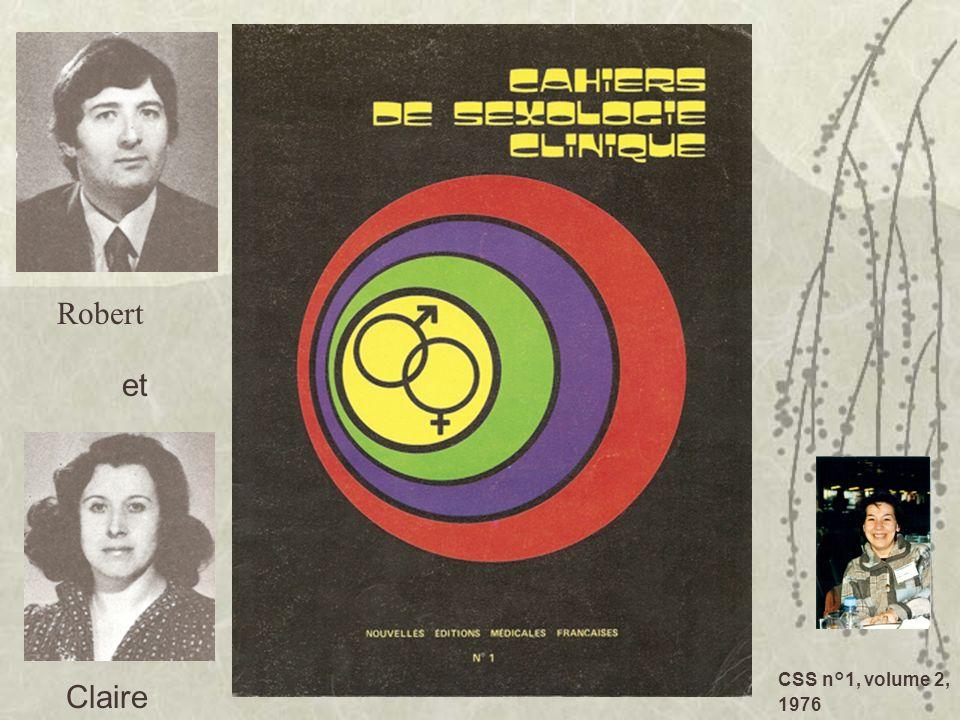 Robert et Claire CSS n°1, volume 2, 1976