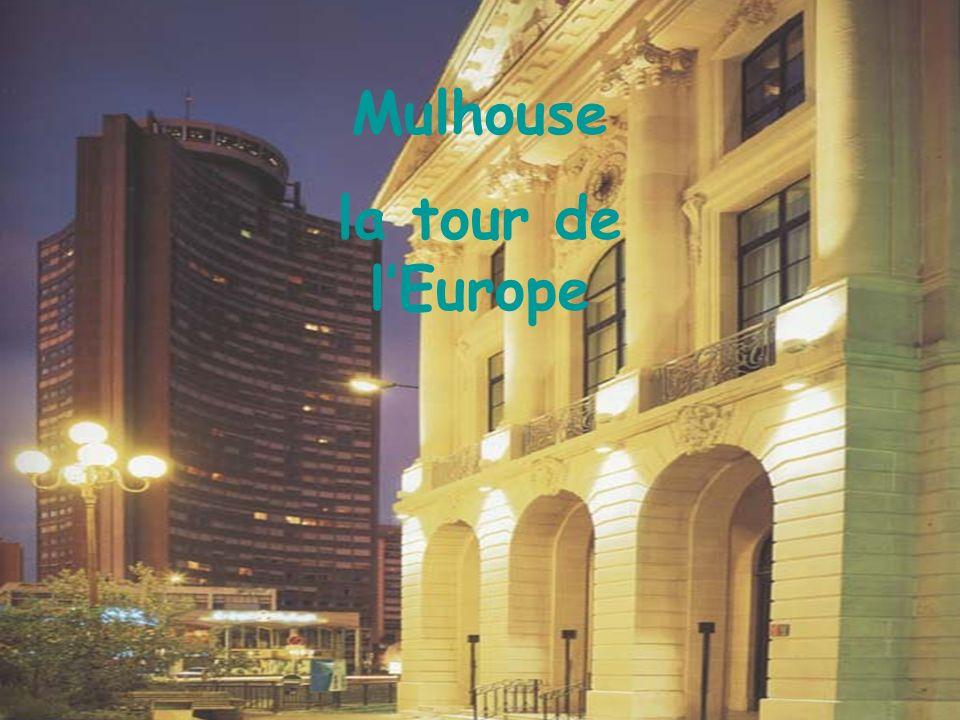 Mulhouse lHôtel de ville