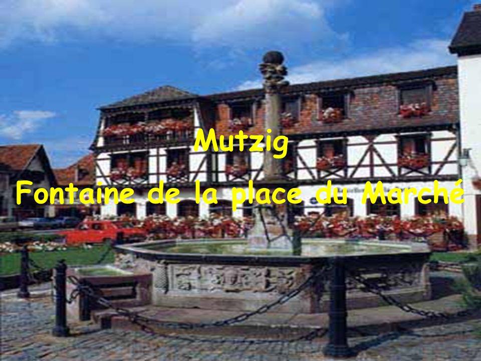 Mulhouse la tour de lEurope
