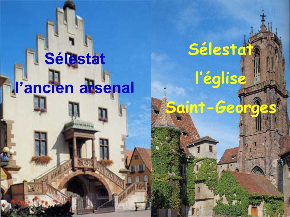 Saverne Le château du Haut-Barr