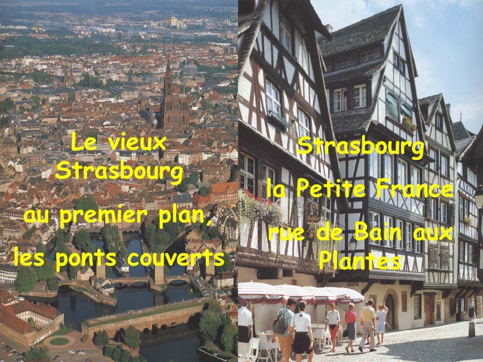 Strasbourg Les portails de la cathédrale