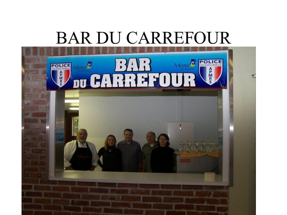 BAR DU CARREFOUR