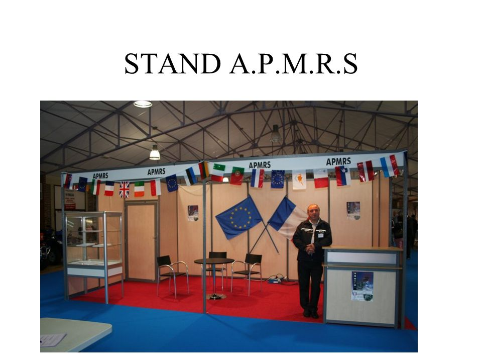 STAND A.P.M.R.S
