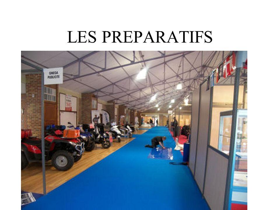 LES PREPARATIFS