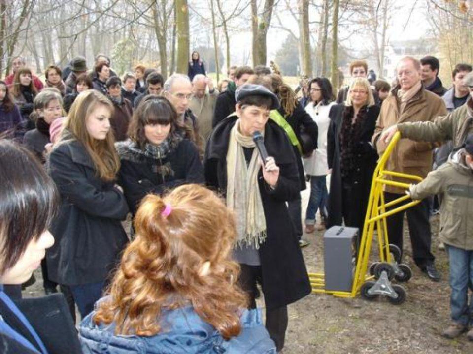 Mme Béatrice Rucheton, adjointe au maire, chargée des affaires culturelles, sexplique sur cette initiative originale.