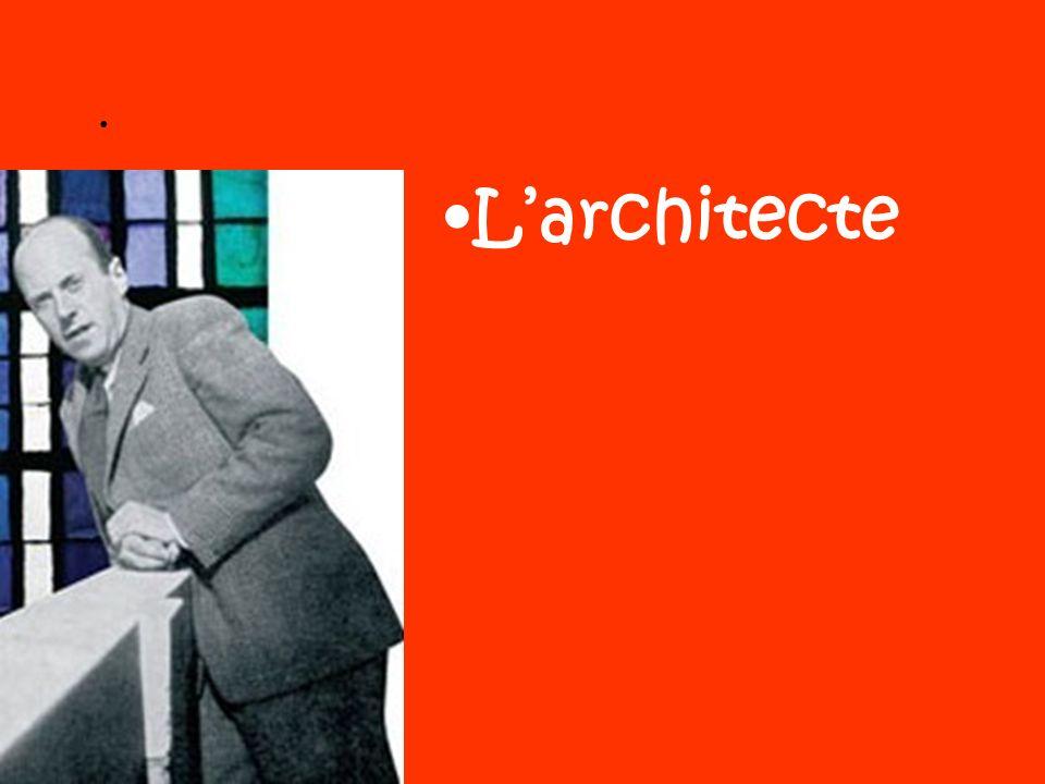Larchitecte