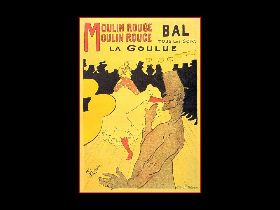 Moulin Rouge La Goulue 1891