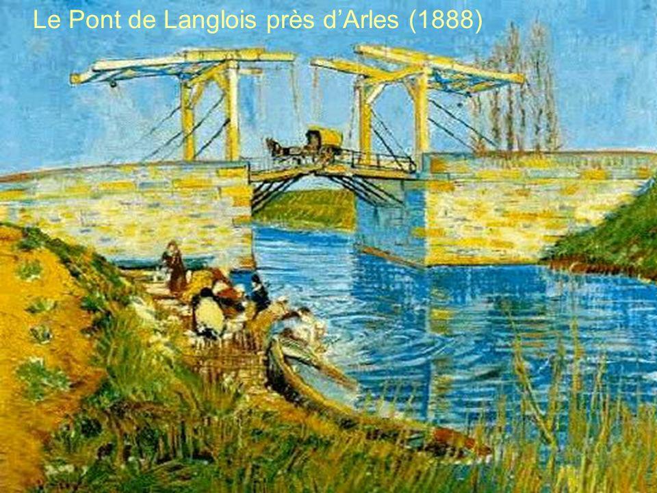 Le Pont de Gleize près dArles (1888)