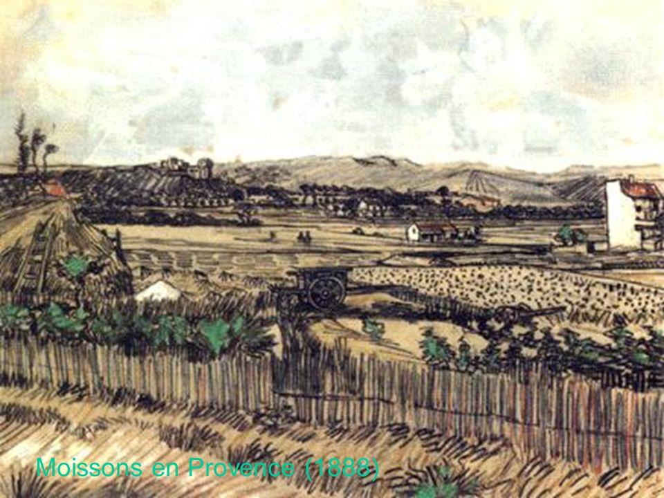 Arènes dArles (1888)
