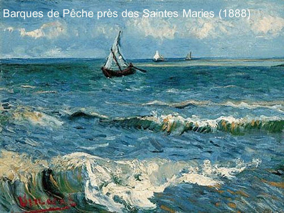 VAN GOGH Période dArles 1888-1889III Présenté par LORALIX