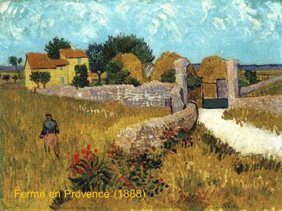 La Chambre de Vincent à Arles (1888)