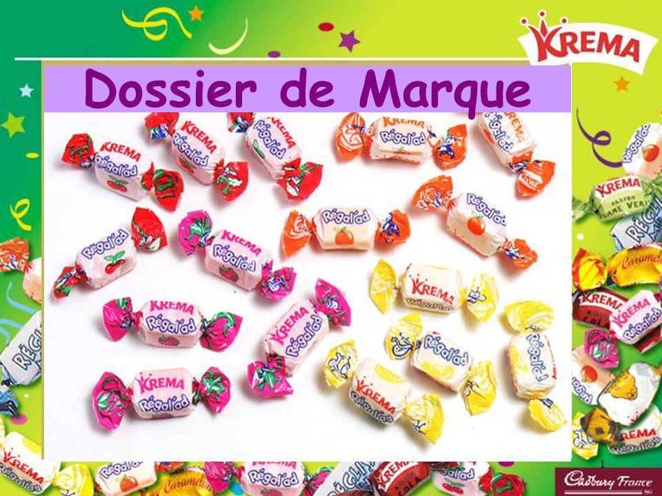 2 Plan Historique du bonbon Processus de fabrications du bonbon Le bonbon et la santé La confiserie de sucre en chiffres Le marché du bonbon en France Kréma Annexes