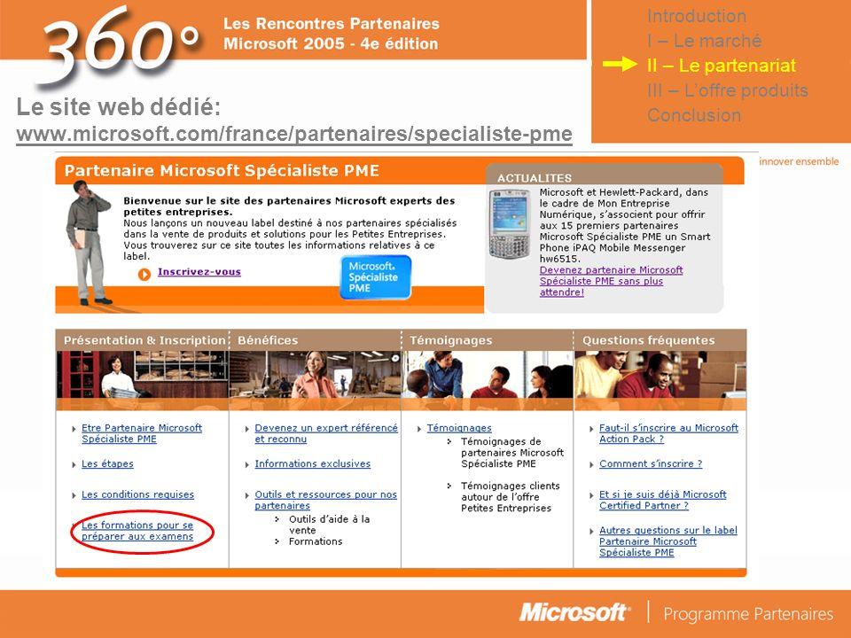 © Connect Factory 2005 – Les descriptions d'opérations faites dans cette plaquette doivent être considérées comme des données confidentielles Le site