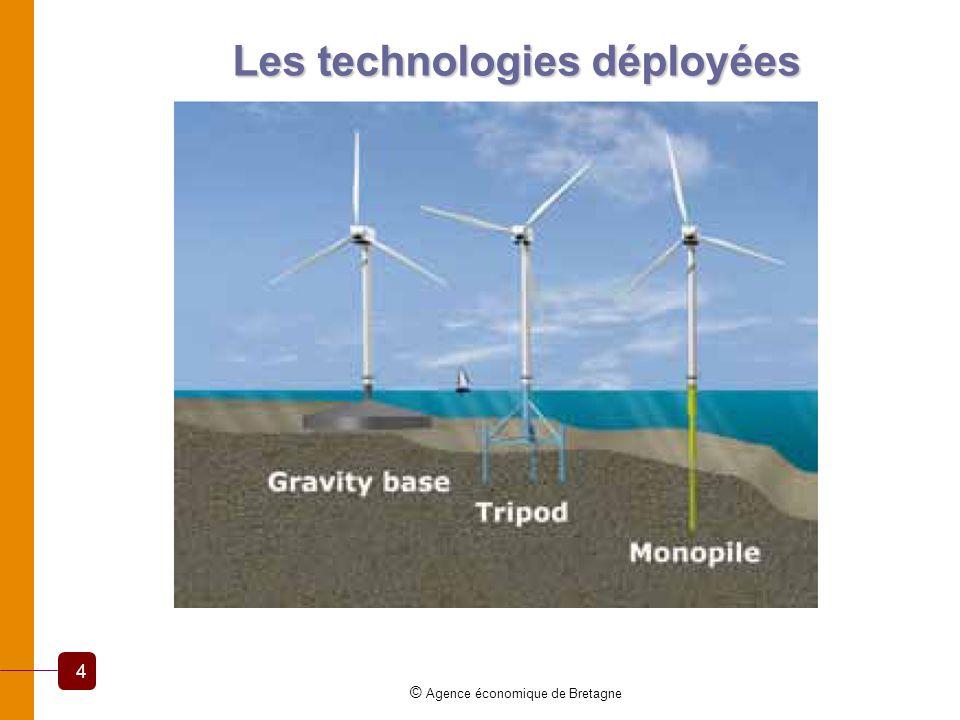 Les technologies déployées © Agence économique de Bretagne 4