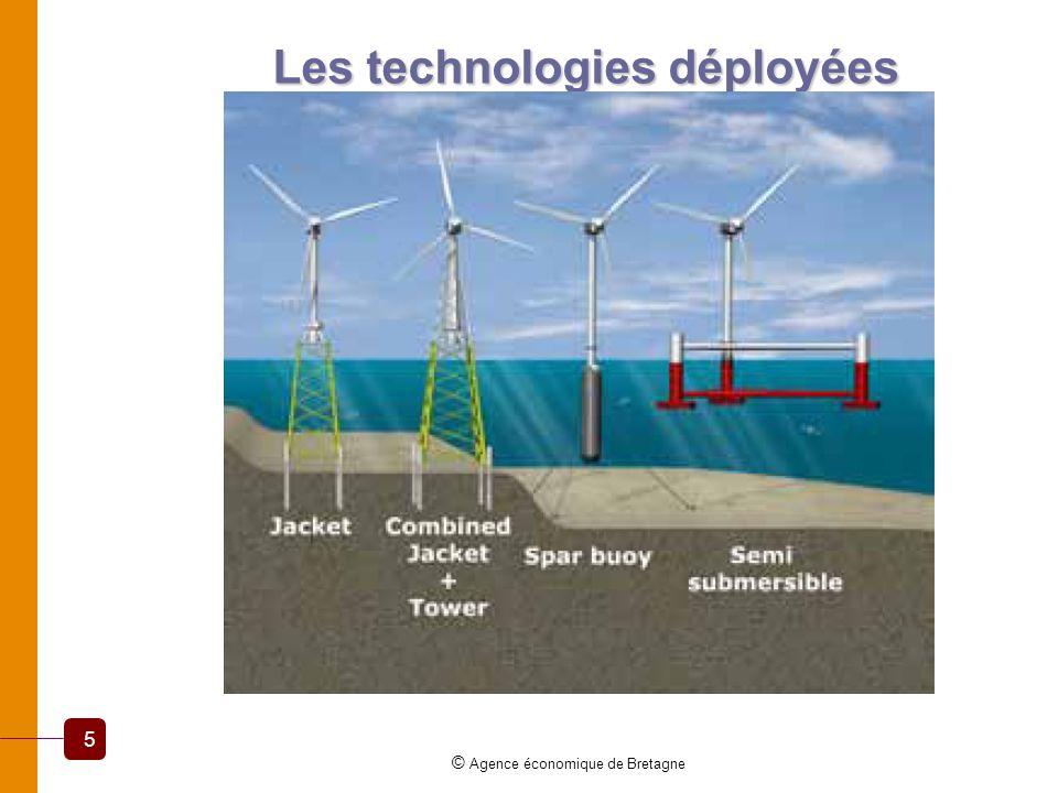 Les technologies déployées © Agence économique de Bretagne 5