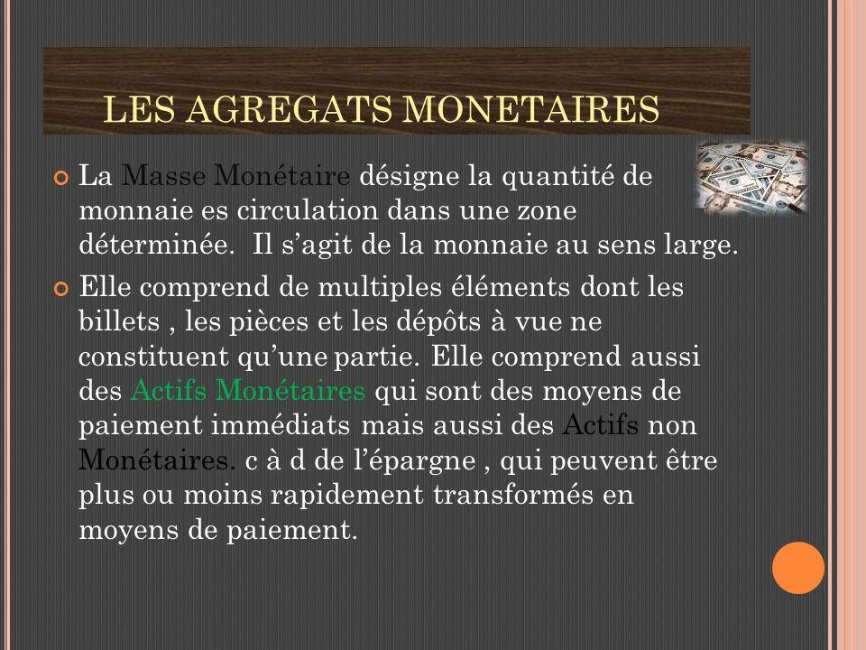 LA CREATION MONETAIRE Aujourdhui, les banques ne sont plus de simples intermédiaires qui prêtent des fonds (crédits accordés aux clients) à partir des