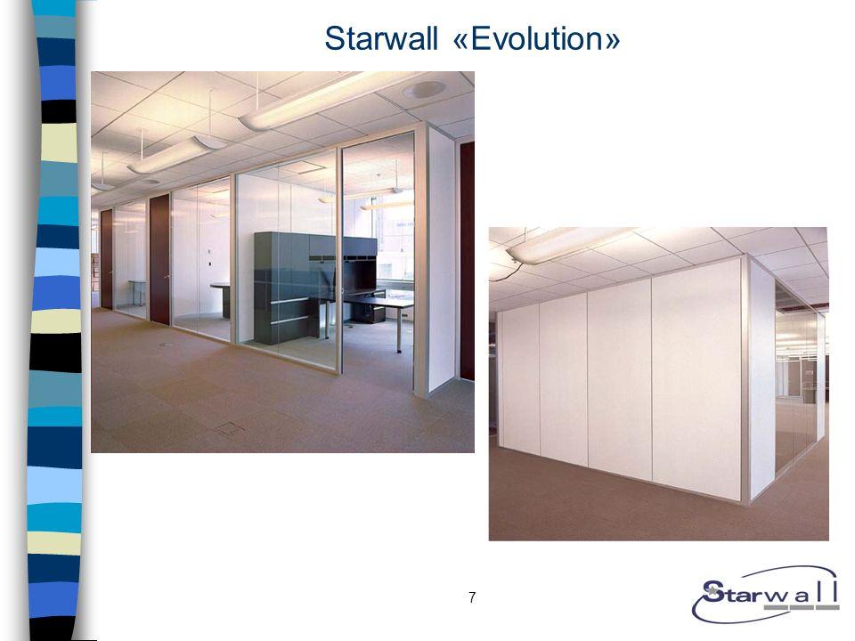 7 Starwall «Evolution»