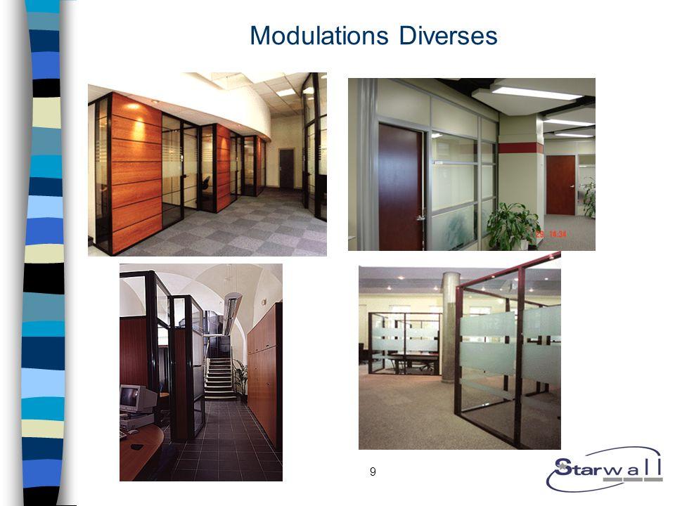 9 Modulations Diverses