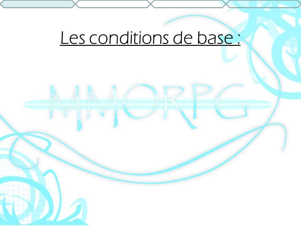 B3) La contribution a la réalisation des 5 grands équilibres macro- economique Il y a croissance de la production dans lentreprise quand celle-ci participe a la création dun nouveau mmorpg.