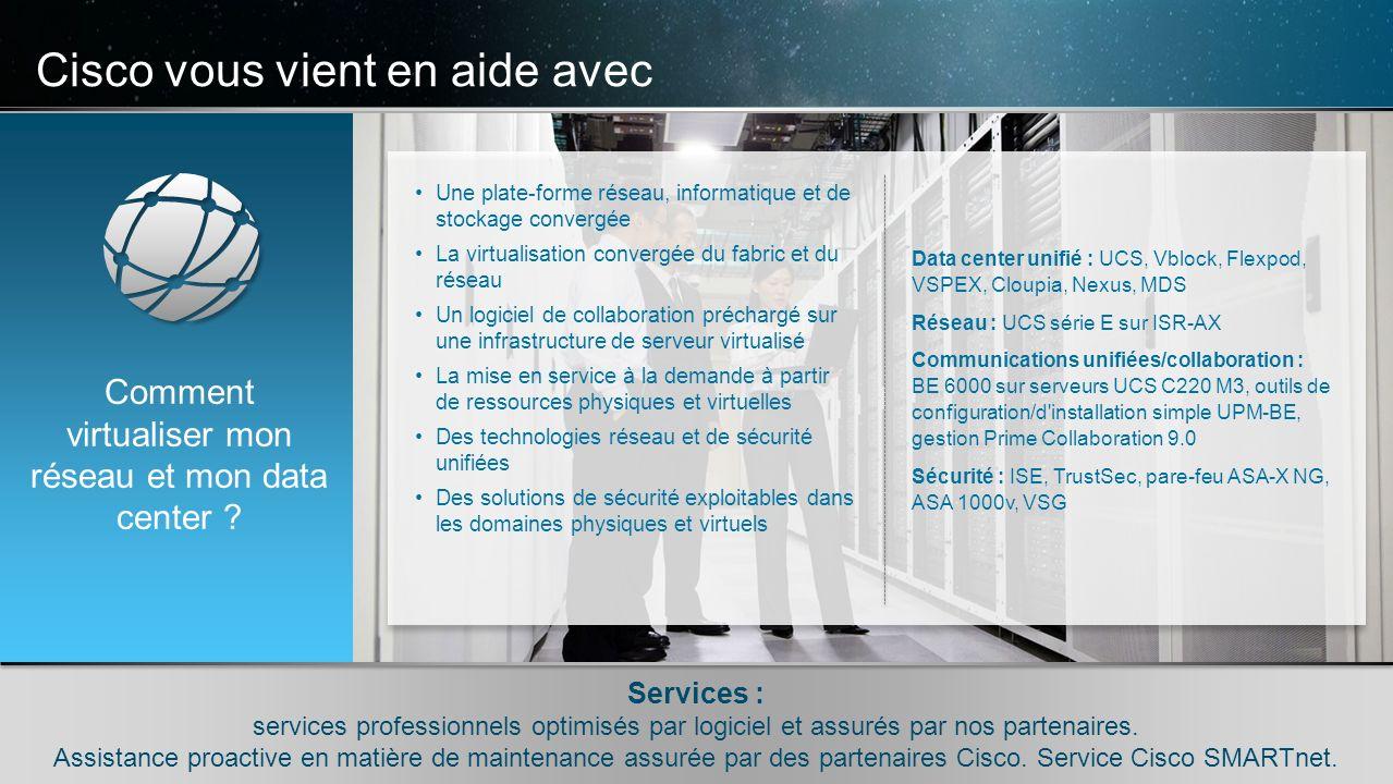 © 2010 Cisco et/ou ses filiales. Tous droits réservés. Informations confidentielles de Cisco 11 © 2010 Cisco et/ou ses filiales. Tous droits réservés.