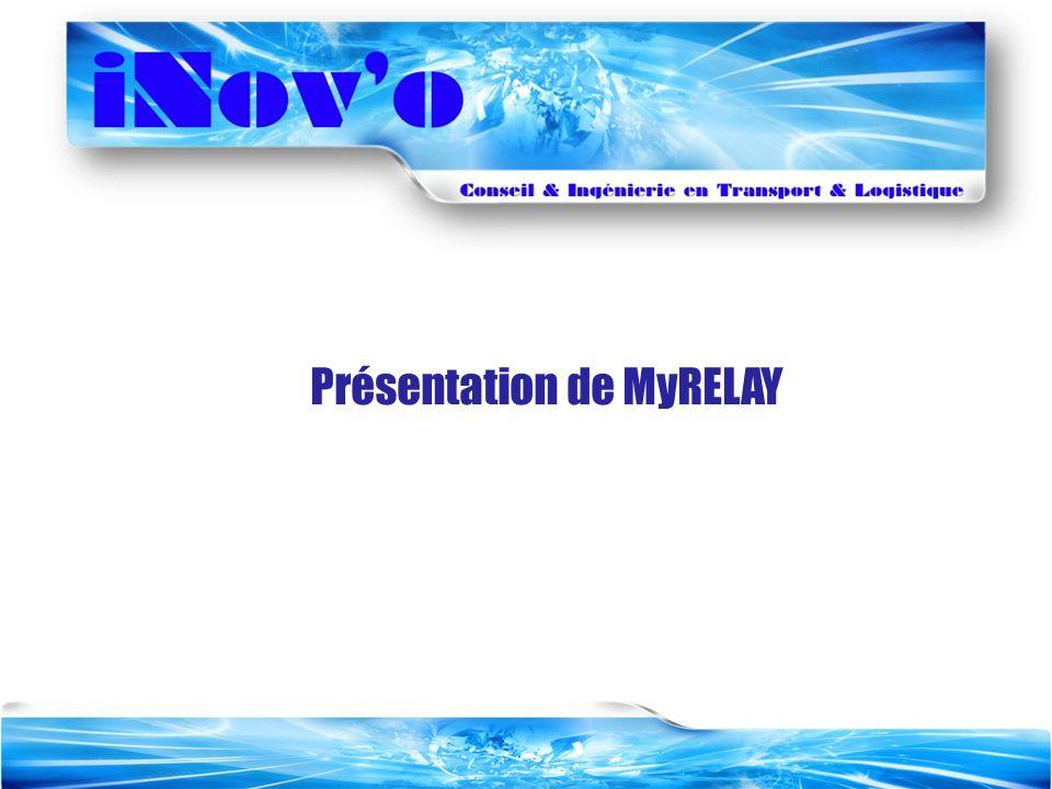 Présentation de MyRELAY