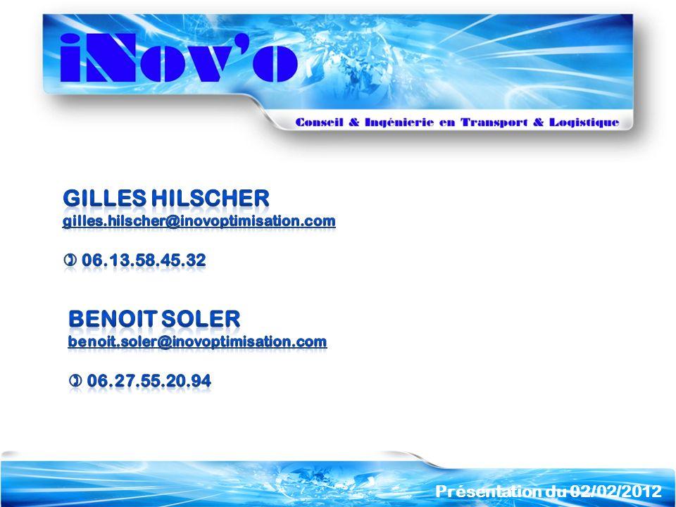 Présentation du 02/02/2012
