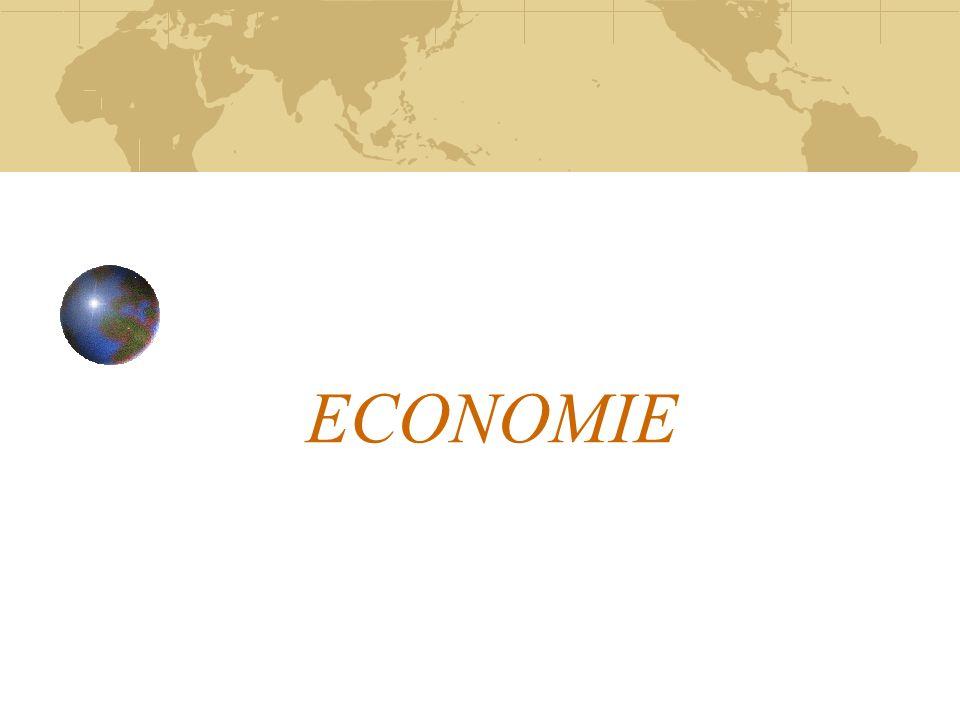La croissance est soutenue par la consommation PIB
