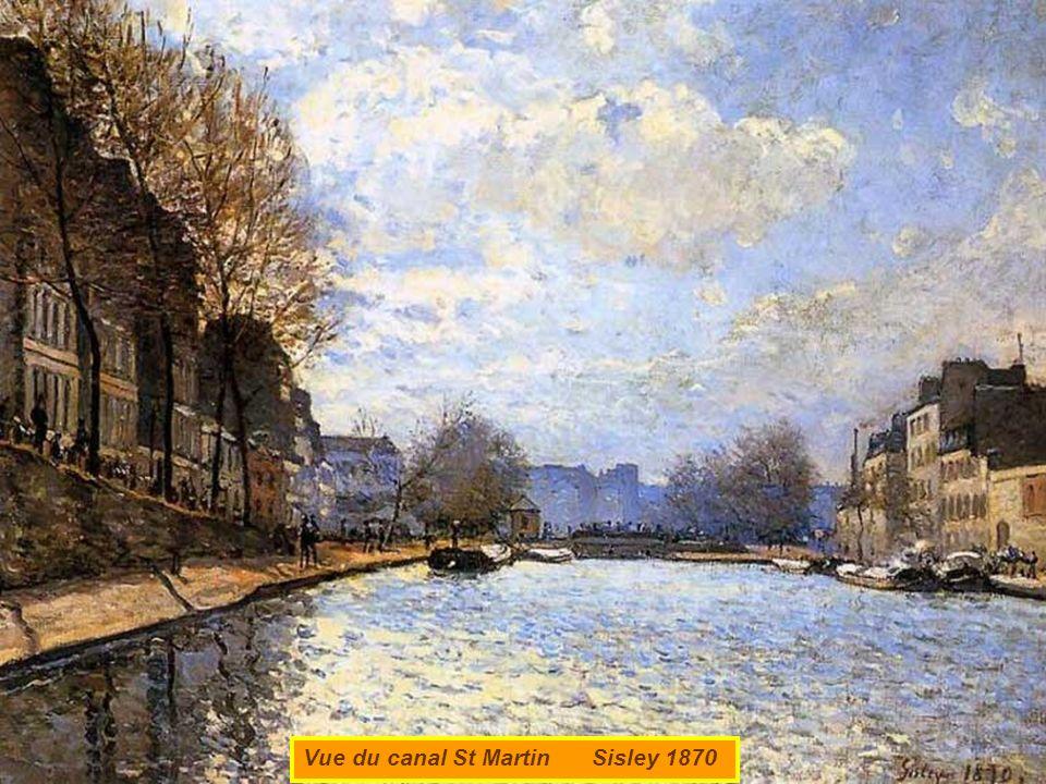 Gare St Lazare Monet 1877