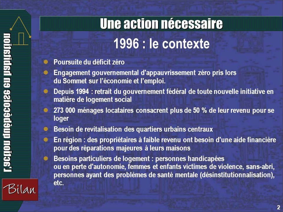 2 Poursuite du déficit zéro Engagement gouvernemental d appauvrissement zéro pris lors du Sommet sur léconomie et lemploi.
