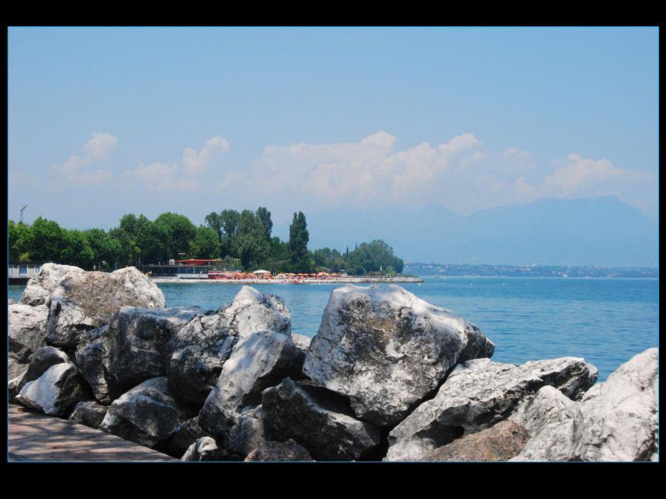 Desenzano possède trois belles plages