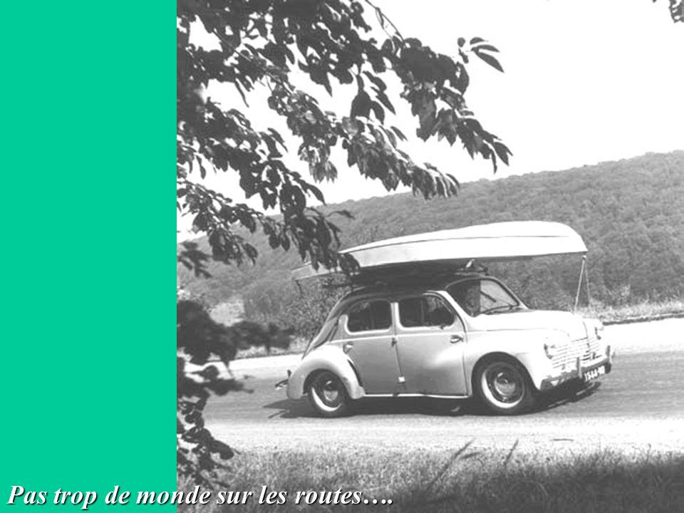 4 CV Renault …sport