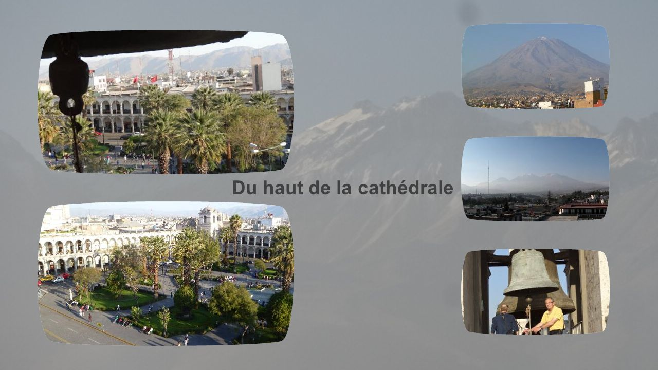 Cathédrale de Arequipa