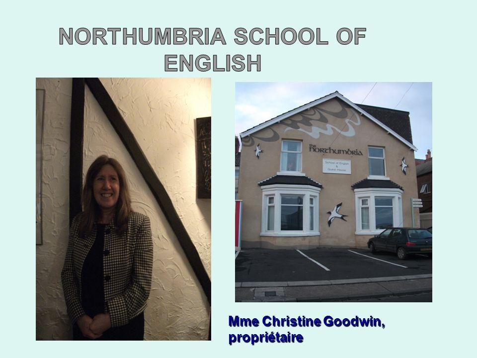 Mme Christine Goodwin, propriétaire