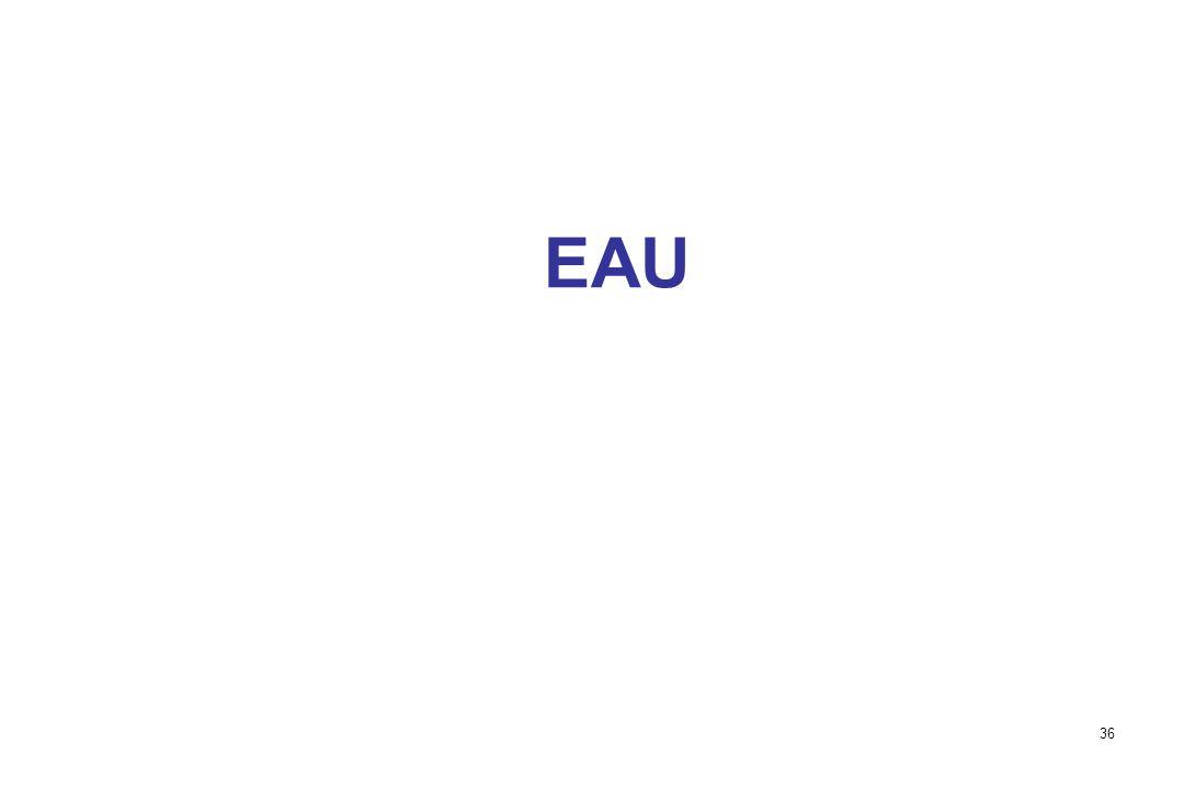 36 EAU